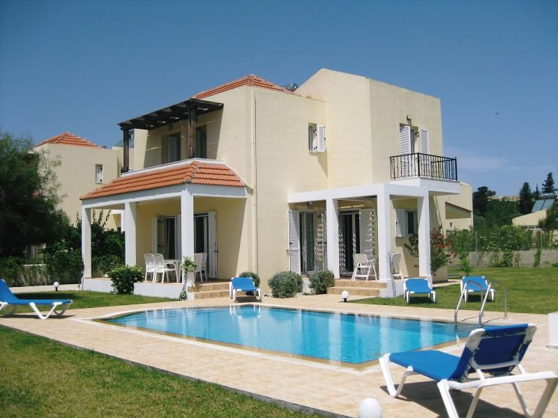 3 bed Villa with Swimming Pool near Kolymbia