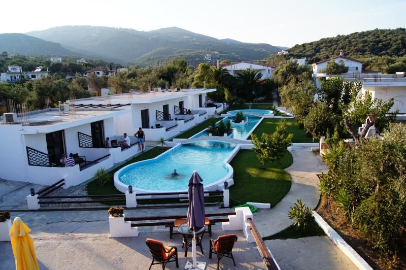 Skiathos Holiday House Apartment for 4 Per.