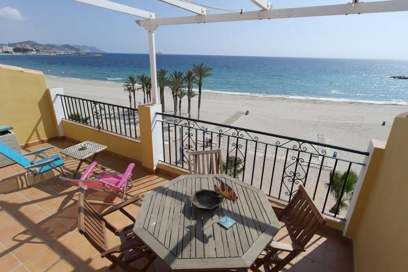 Apartment mit Balkon in Villajoyosa