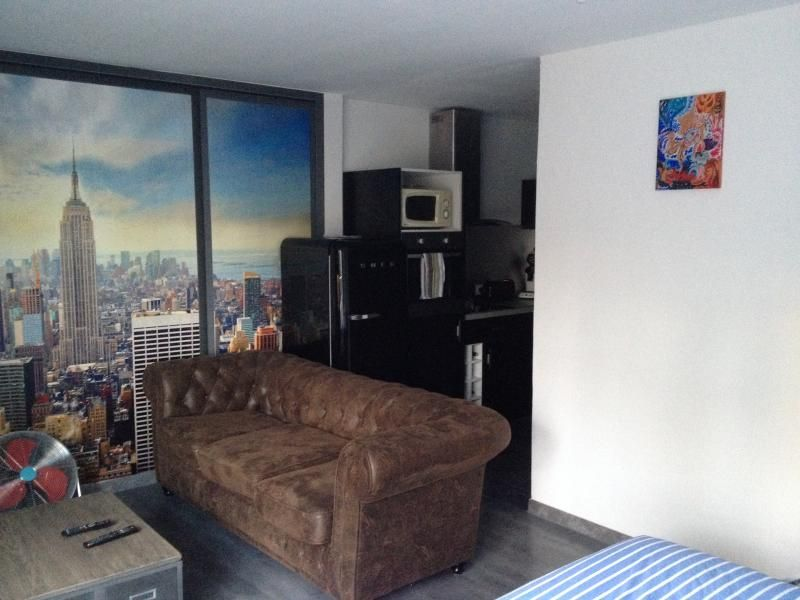Studio 31m2 avec parking gratuit, free parking