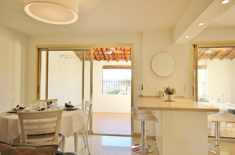 Old Antibes spacious modern haven - 3 bedrooms