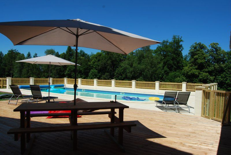 Farmhouse Accommodation with Heated Pool