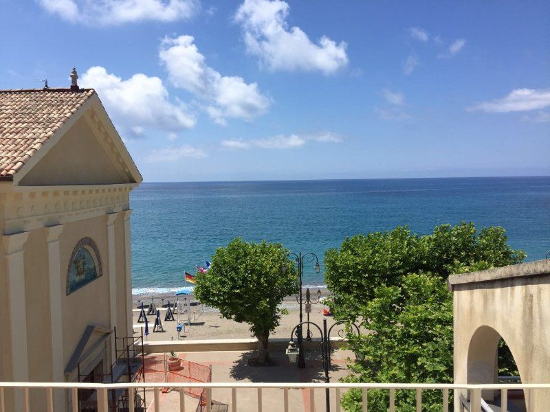 Apartment Villammare Beach Front Town Center