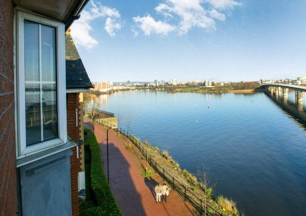 Comfy Cardiff Bay Flat With Amazing Water Views