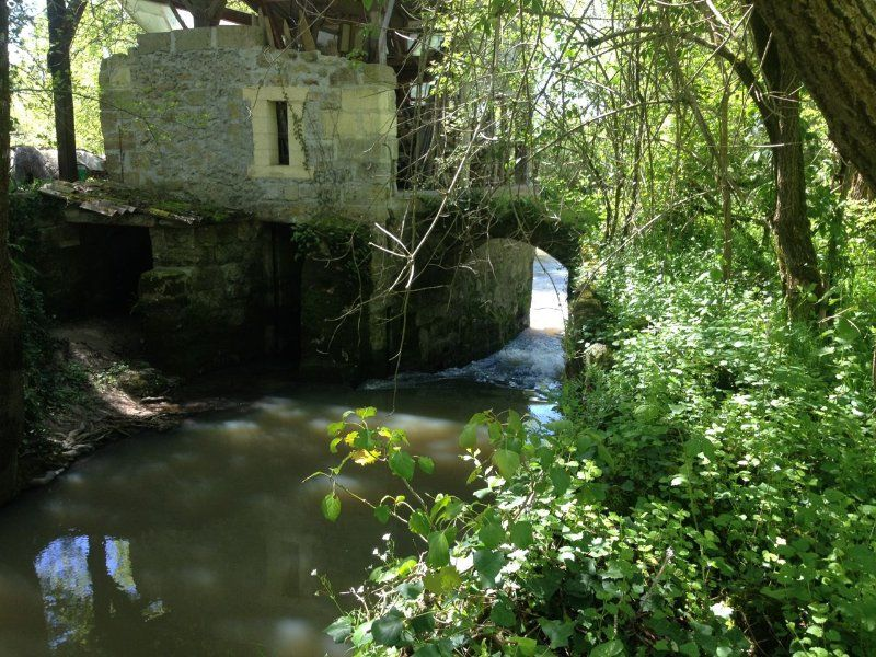 Restored Moulin Gite with spacious grounds