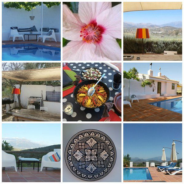 Viva Andalucia! Your happy hideaway in southern Sp
