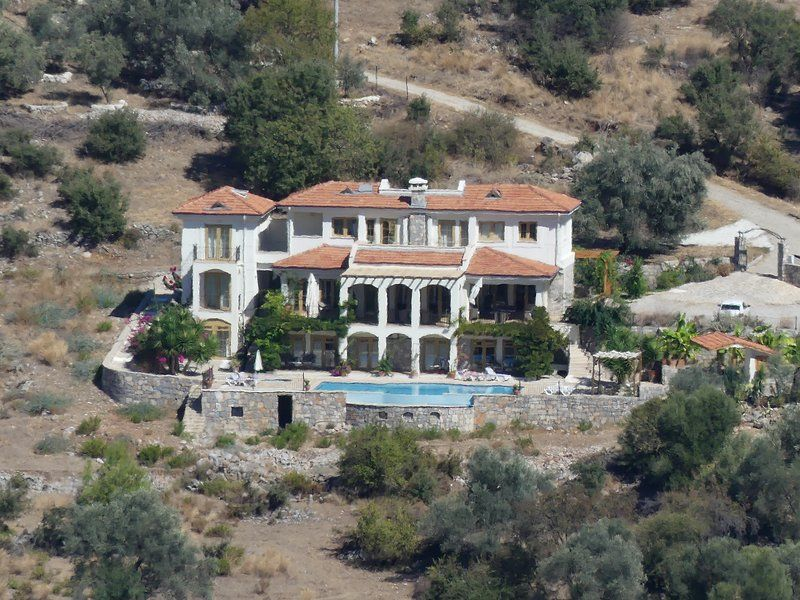 The Escape - Magnificent Secluded Villa in Gocek on the Turquoise Coast
