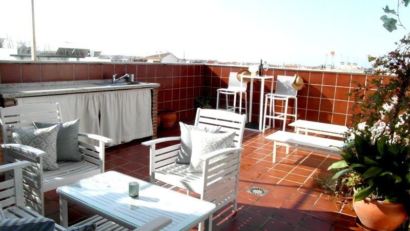 NEW, TERRACE, BARBACUE, NEAR CENTRAL CITY, PARKING