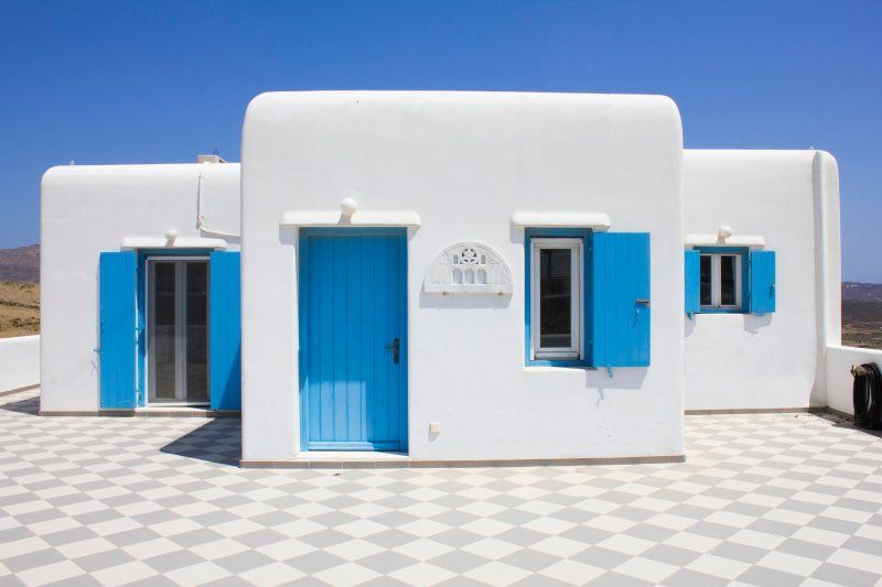 Blue Cactus Villas: New, Modern, Fully-Equipped