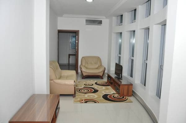 Ausgestattetes Apartment in Lome