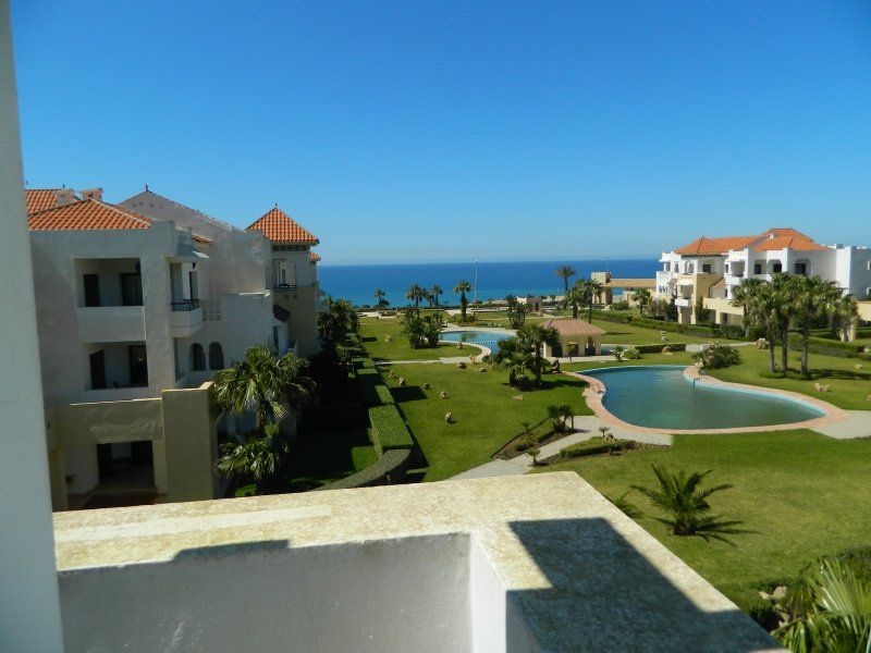 Atlantic Magna, beach front 3 bed appartment