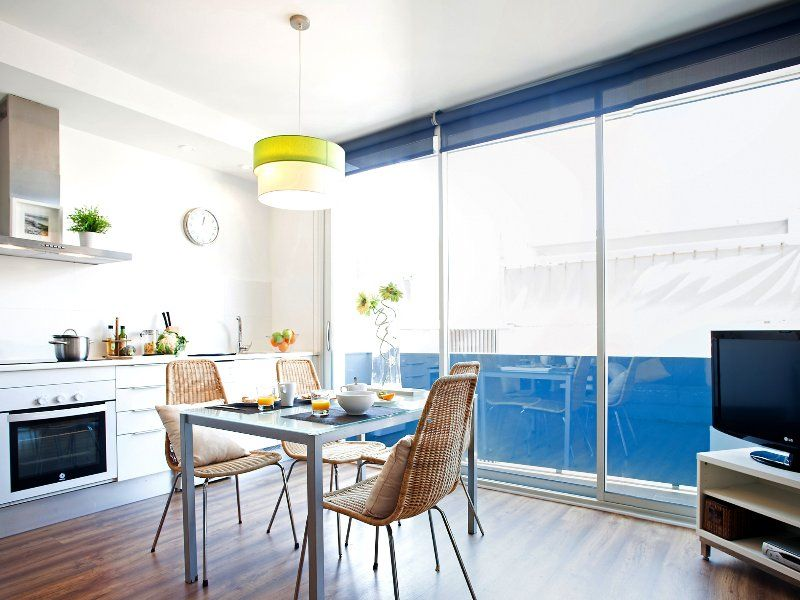 Poblenou Beach - two bedrooms