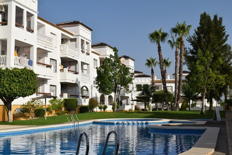 Apartment in Villamartin mit pool