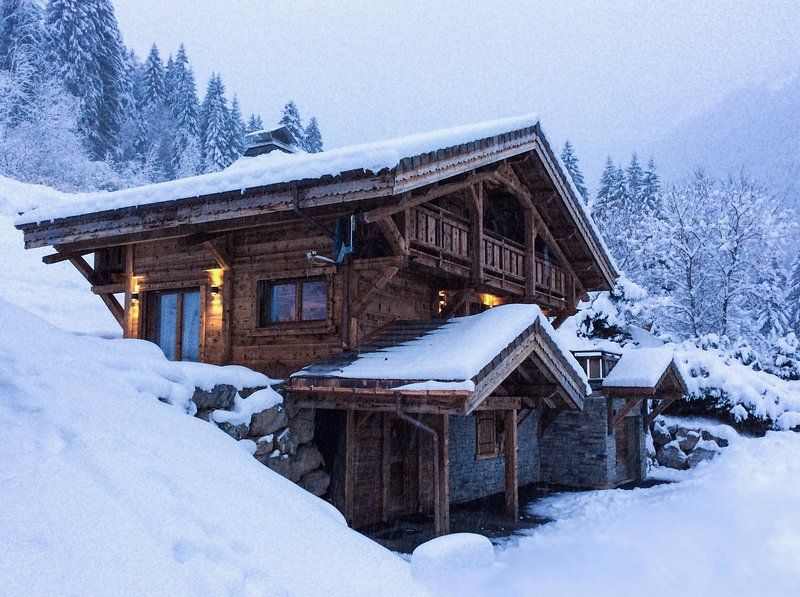 A brand new luxury family chalet on the piste