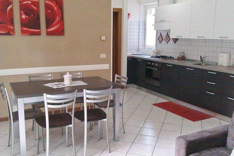 MASETTO:quiet 400m from lake,with garage + parking