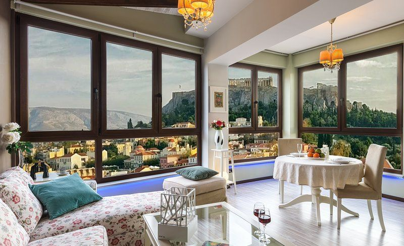 The 1 and only Acropolis penthouse!