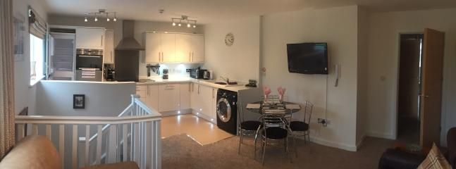 No 3 Saffron Self Catering, Shrewsbury Town Centre