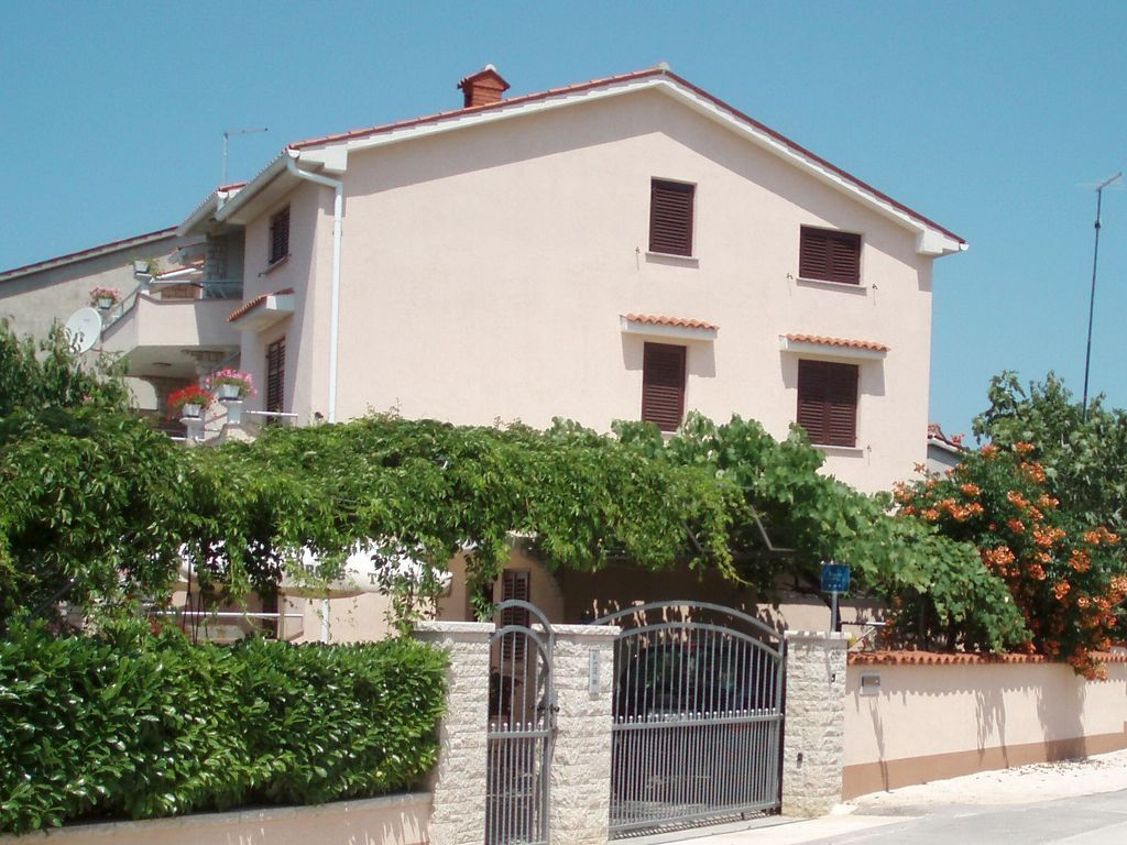 Holiday apartment with view of the Brijuni national park