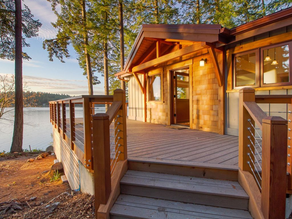 Estupenda residencia en Friday harbor