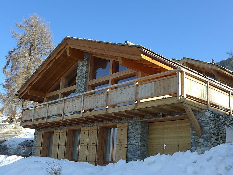 Familiar residencia en Nendaz