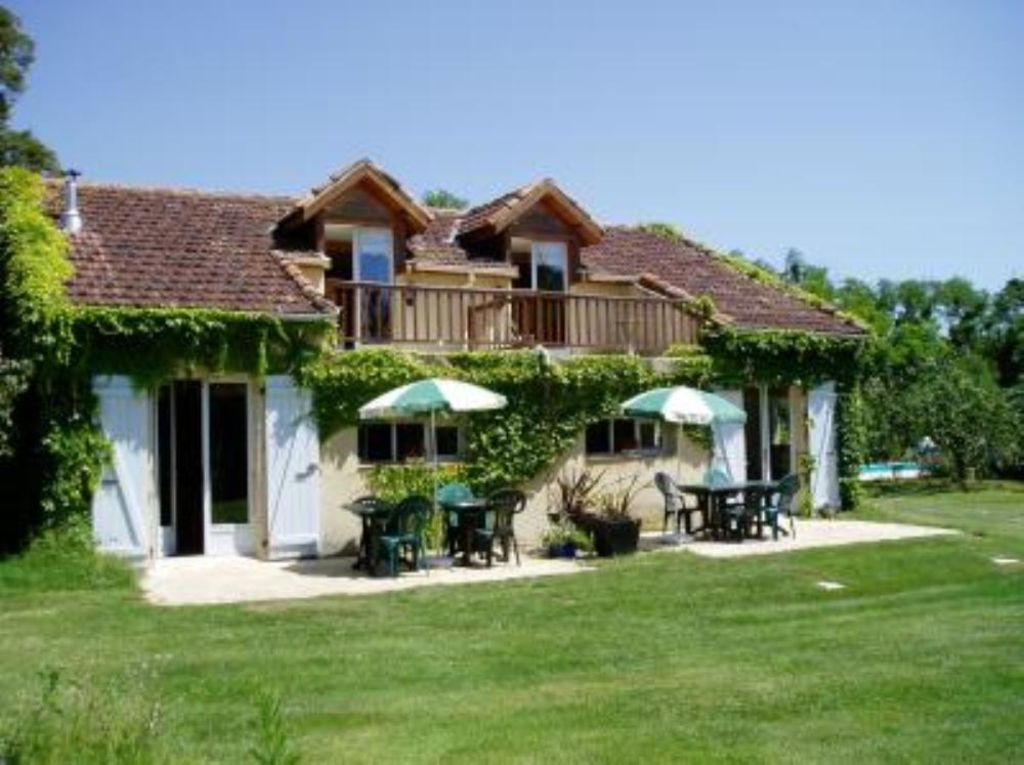 Romantic French country gite
