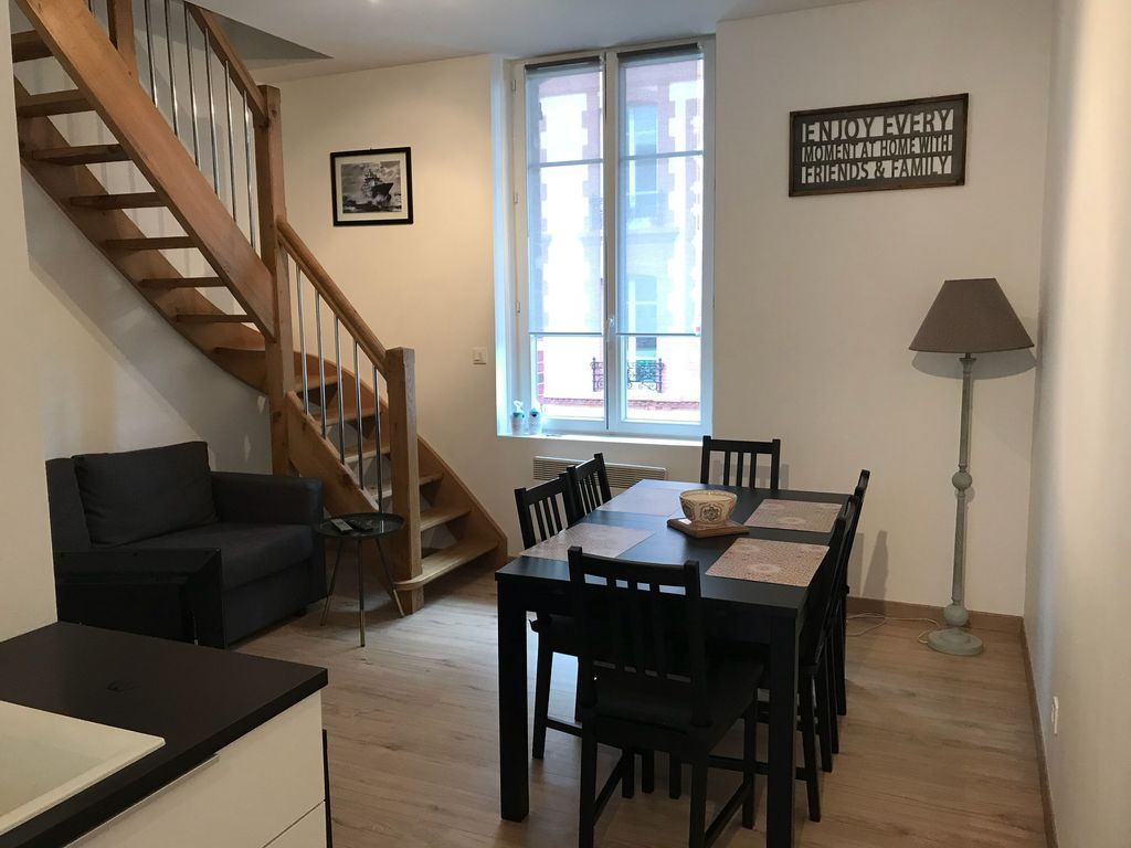 Attractif appartement à 2 chambres