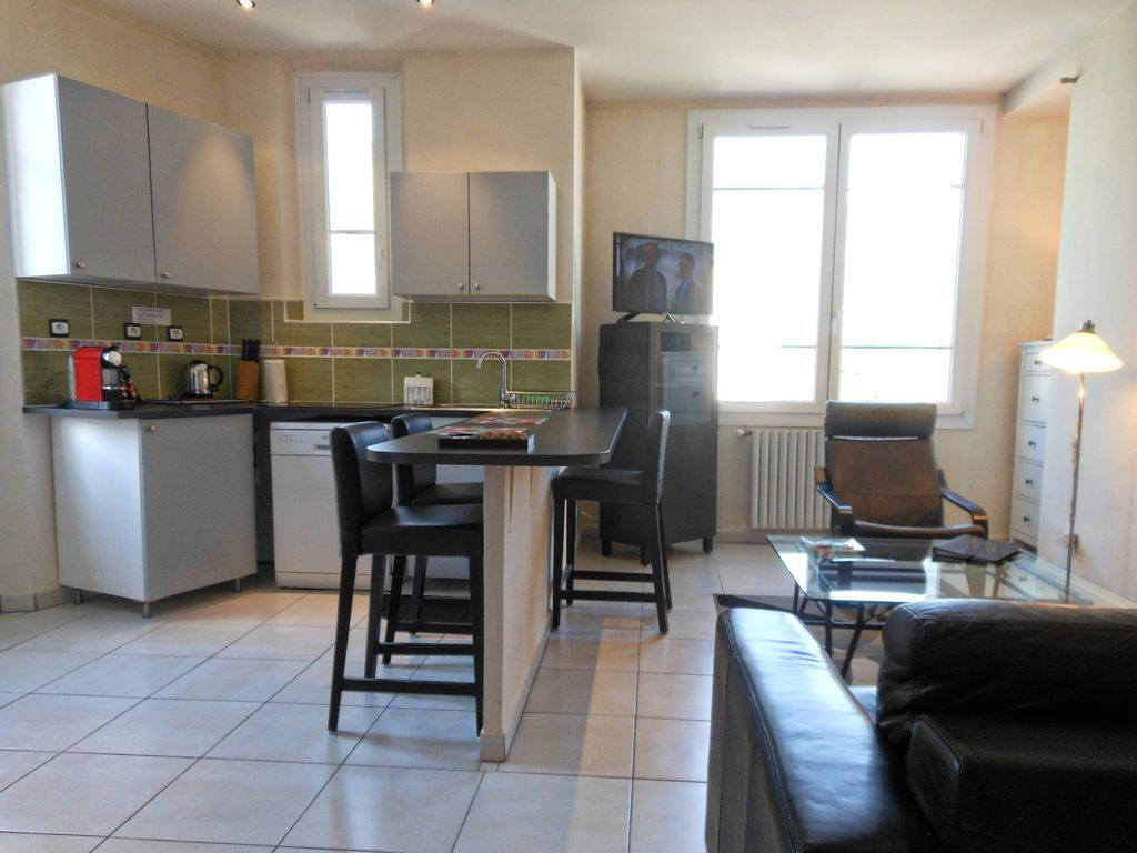 Appartement attractif de 2 chambres