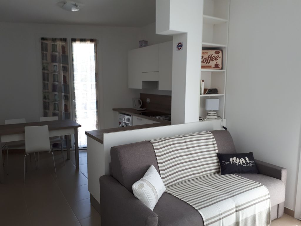 Comfortable one bedroom apartment close to the crystal clear sea of the Gulf of Tigullio