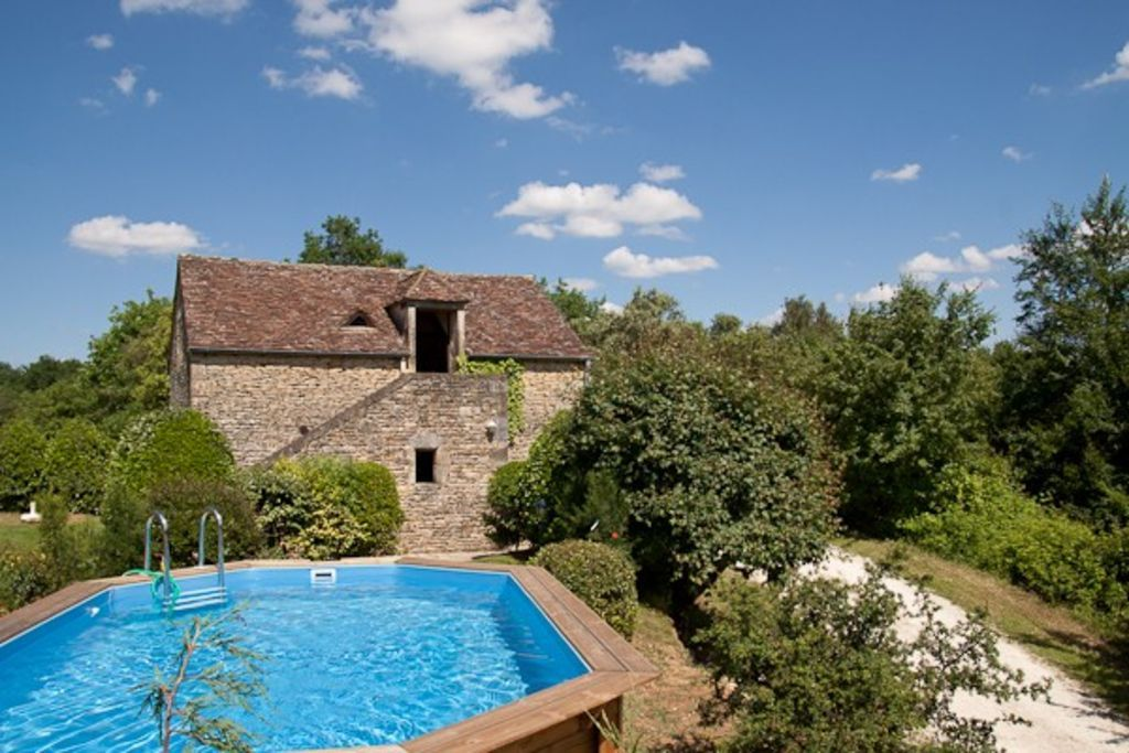 Apartment in Dordogne mit pool