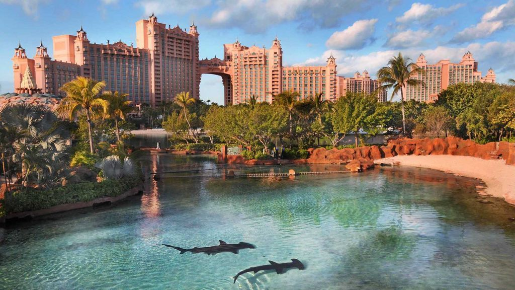 Wristbands Included to Atlantis!  ONLY 7 NIGHT STAYS STARTING ON FRI, SAT or SUN