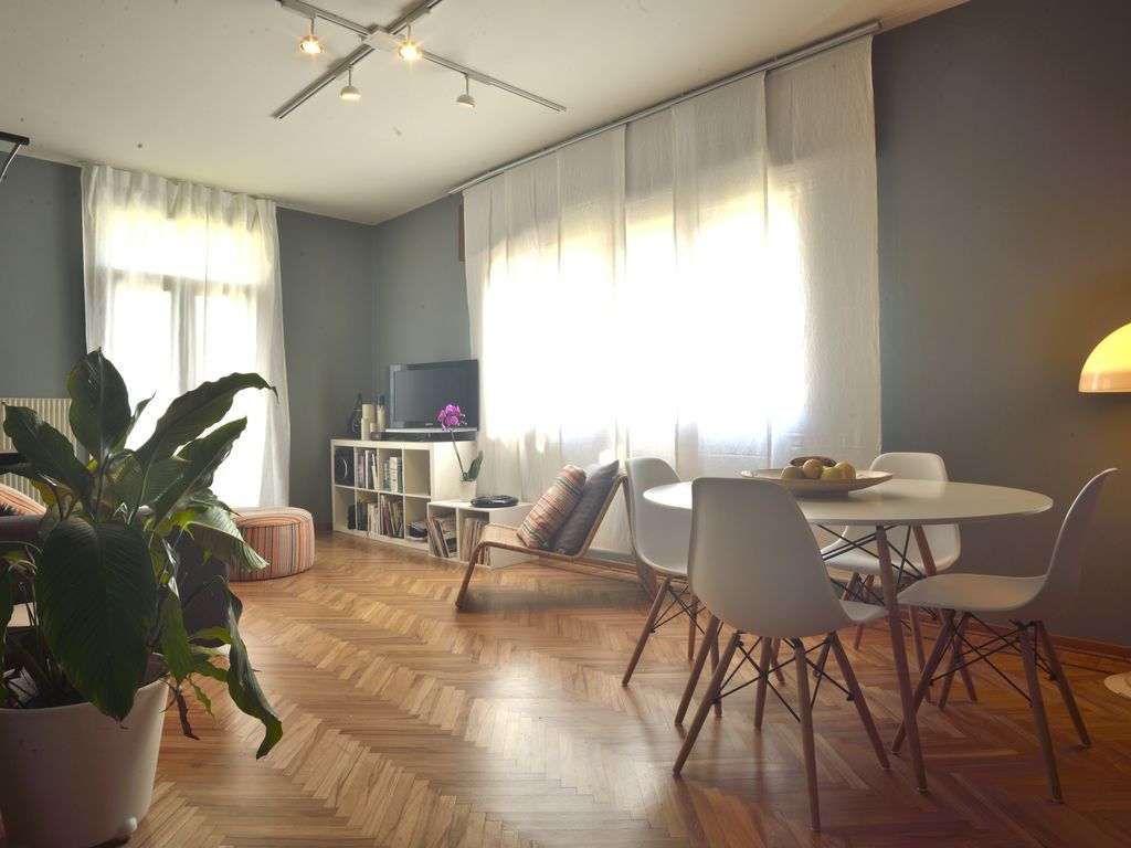 Independent flat for design lovers  in Treviso. Fast connection to Venice