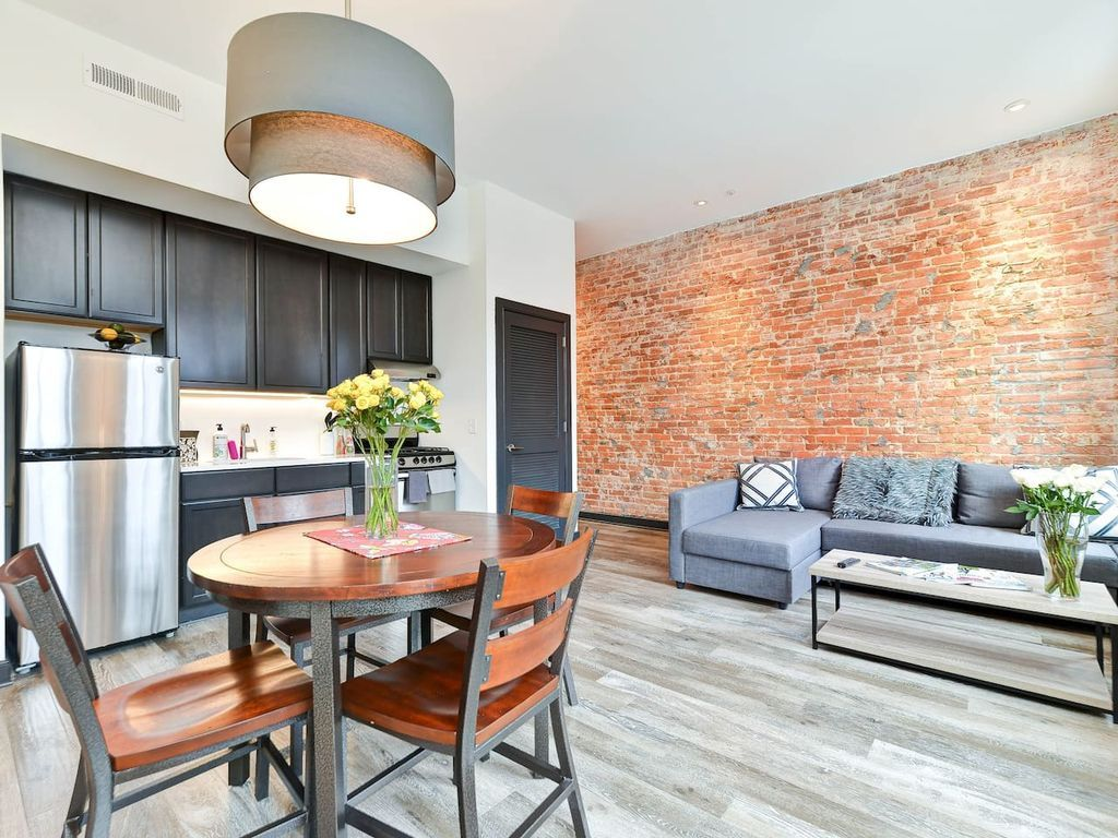 Provisto apartamento en Washington