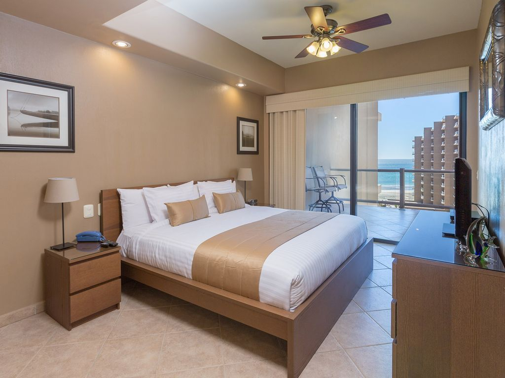 Apartamento en Puerto peñasco con parking incluído