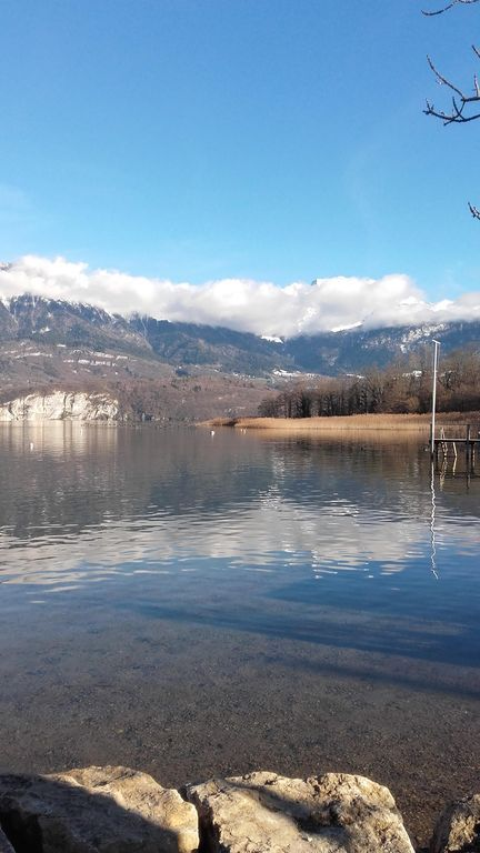 ANNECY, SEVRIER - T3 in villa close to the lake and bike path