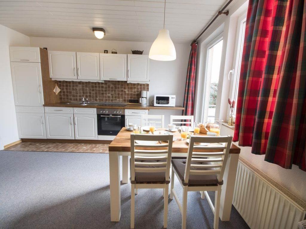 Apartment mit Wi-Fi in Cuxhaven