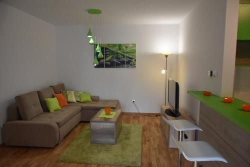 Apartment mit inklusive Parkplatz in Novi sad