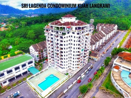 Apartment in Kuah mit 1 Zimmer