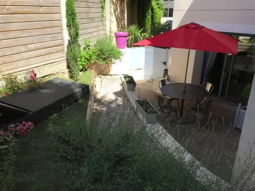 Chalet in Toulouse mit 2 Zimmern