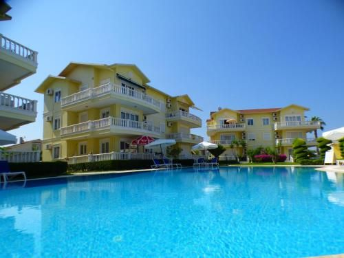 Apartment in Belek mit inklusive Parkplatz
