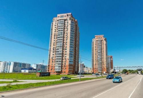 Appartement à Khabarovsk avec parking